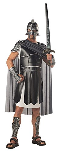 Zenturio Übergröße Kostüm Römischer Gladiator Herren Verkleidung Größe XXXL