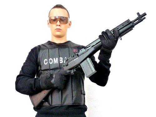 S28 N&B M14 Socom 1zu1 Gewehr Luxus Softair Profi Softair Turniergewehr 6mm !! Für Profis und Einsteiger !