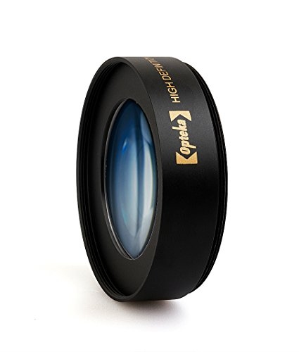 Opteka 52mm 10x HD² Professional Macro Lens for Nikon D60, D40, D40X, & D50 Digital SLR Cameras  available at amazon for Rs.3799