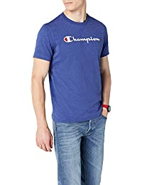 ... polos y camisas   Champion. Champion Crewneck T-Shirt-Institutionals 20286623b4905