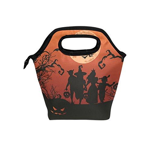 er Lunch Bag Handtasche Lunchbox Frischhaltedose Gourmet Bento Coole Tote Cooler Warm Tasche für Reisen Picknick Schule Büro ()