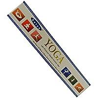 Räucherstäbchen 15g Satya Yoga Premium Masala Incense 1 Schachtel Wohnaccessoire Raumduft Deko preisvergleich bei billige-tabletten.eu