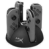 HyperX ChargePlay Quad for Nintendo Switch HX-CPQD-U