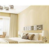 Estilo moderno sentimiento 3D fondo papel tapiz sala de estar dormitorio decoración raya papel pintado rollo papel pintado de escritorio 10 * 0.53m