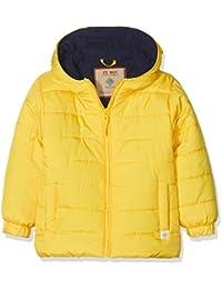Abrigo nino amarillo