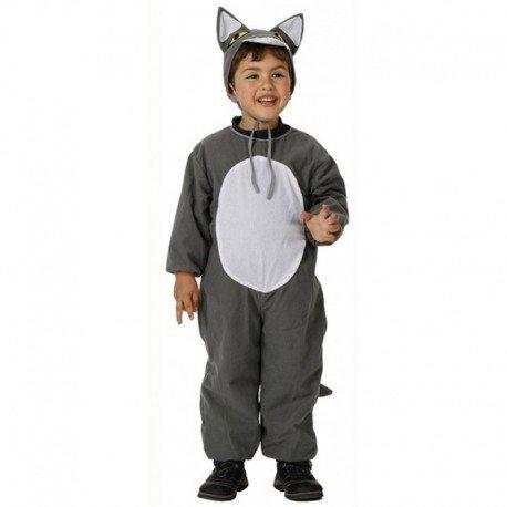 Imagen de atosa  disfraz de lobo gris t 3