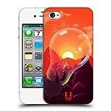 Head Case Designs Bergen Sonnenuntergang Sammlung Ruckseite Hülle für iPhone 4 / iPhone 4S