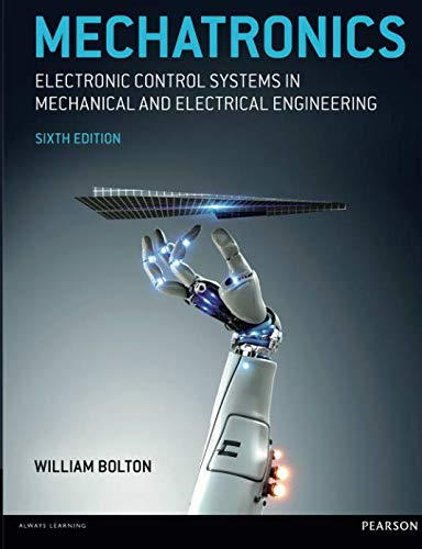Bolton: Mechatronics_p6 (6th Edition) por W. Bolton