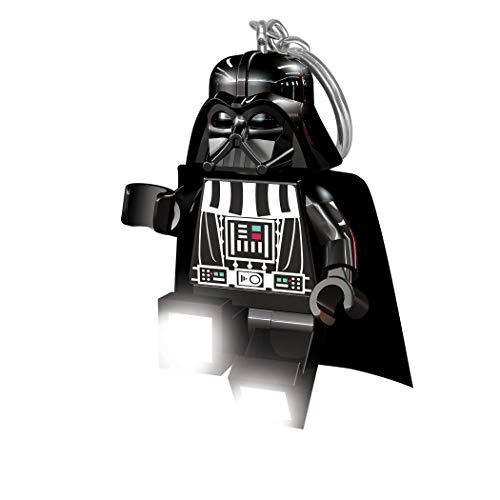 LEGO- Darth Vader, Color Negro (IQLGL-KE7)