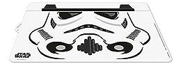 ALMACENESADAN 0408, Tischdecke Einzelfigur Disney Star Wars; Trooper; Abmessungen 43x29 cm; Kunststoff-Produkt; kostenlos bpa.