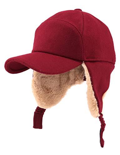 f615ba67 hunting hat. Gisdanchz Gorra Beisbol Invierno Hombre Gorras Mujer Beisbol  Militar Pesca Caza Algodón Beisbol Invierno Lana Moda