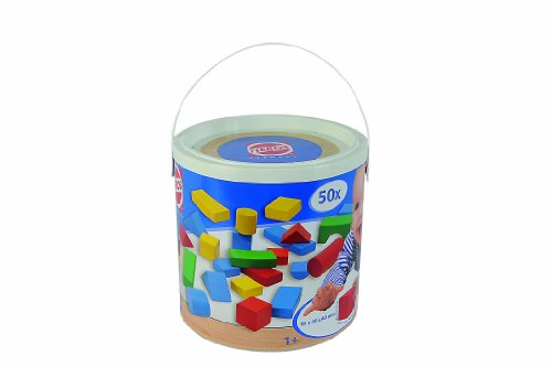 Imagen principal de Heros 100050401 - Juego de construcción para bebé (50 piezas)