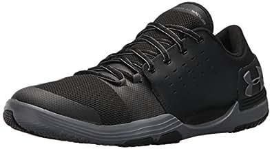 Under Armour Men's Black/Graphite Multisport Training Shoes - 6 UK/India (40 EU)