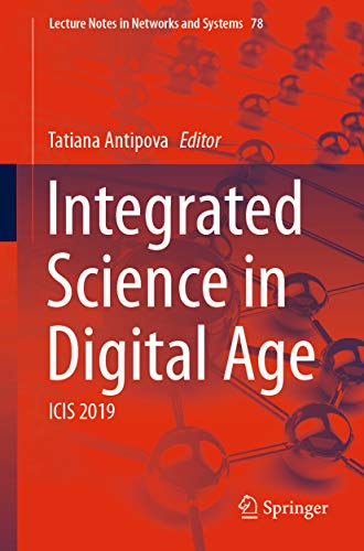 Integrated Science in Digital Age: ICIS 2019 (Lecture Notes in ...