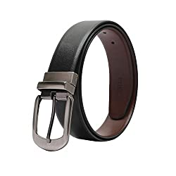 Chisel Black Mens Belt-CH5963587