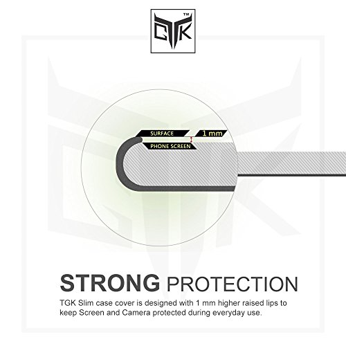 Lenovo K6 POWER Super Value Combo of 1 Back Cover + 1 Tempered Glass + 1 OTG Adapter + 1 Audio Splitter + 1 Mobile Stand) – TheGiftKart™ Ultra Clear Thin Protective Soft TPU Transparent Back Cover + Premium HD Tempered Glass Screen Protector With Rounded Edges + OTG Adapter + Audio Splitter + Multi-Angle Adjustable Sleek Mobile Stand