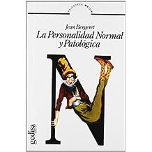 La Personalidad Normal Y Patológica (Psicoteca Mayor)