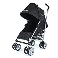 ZeTa Vooom Stroller Buggy Pushchair (Many Colours Available) Inc Raincover