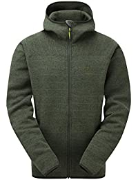 Mountain Equipment Dark Days Fleece Mens Hooded Sweatshirt,–