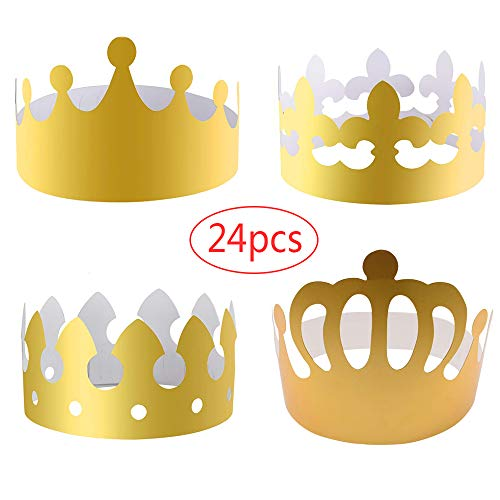 - Gold Kings Crown