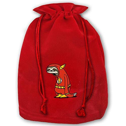 4c1947c51 Bolsas de Regalo con cordón Fgrygf 3 Pack Christmas Drawstring Gift Bags  Santa Sack Backpack for