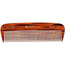Kent Brushes Handmade Combs Range Medium Size Pocket Comb for Women
