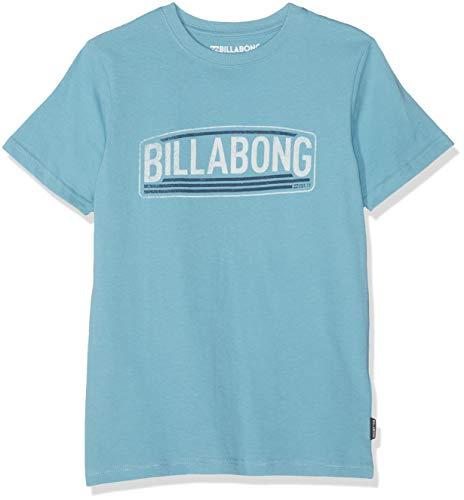 BILLABONG Jungen ATLANTICO SS Kurzarm-t-Shirt, Aqua Blue, 8 -