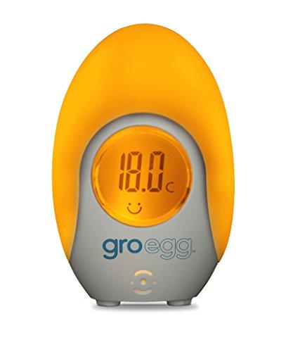 The Gro company Groegg veilleuse thermomètre veilleuse 2 en 1