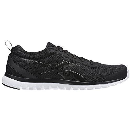 Reebok Sublite Sport, Chaussures de Running Entrainement Homme Jaune - Amarillo (Hero Yellow / Black / White)
