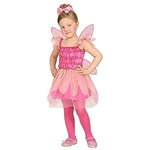 WIDMANN - Disfraz de hada para niños, multicolor, 98 cm / 1-2 años, 48648