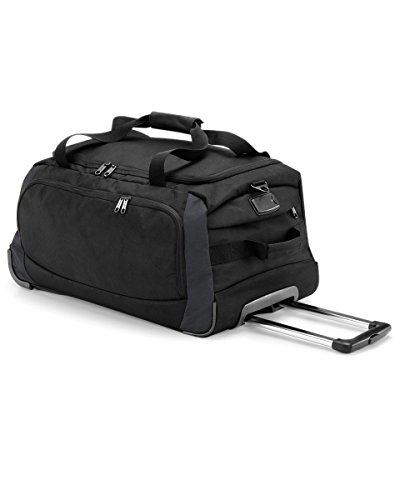 Quadra , Damen Schultertasche Black/Dark Graphite