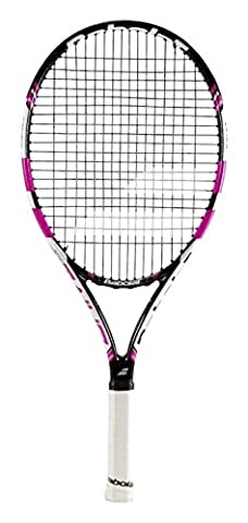 Pure Drive 23 Tennis Racket, Black/Pink