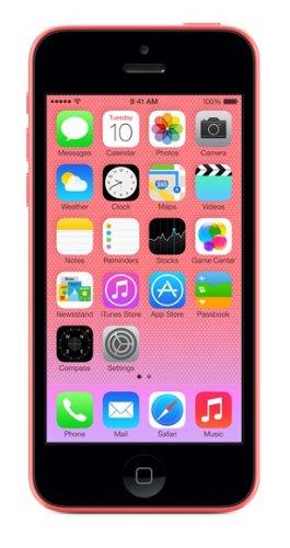 Apple iPhone 5c (Pink, 32GB) image