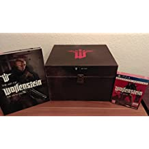 Wolfenstein The New Order Panzerhund Occupied Edition LIMITED TO 5000 NO GAME INCLUDED