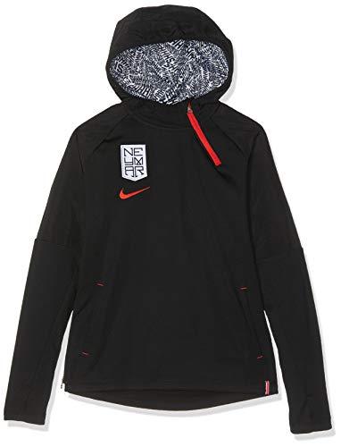 Nike Kinder NYR B Nk Dry Qz Jacke, Schwarz, S -