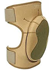 BlackHawk Hellstorm Tactical Neoprene Knee Pads - Coyote Tan - One Size