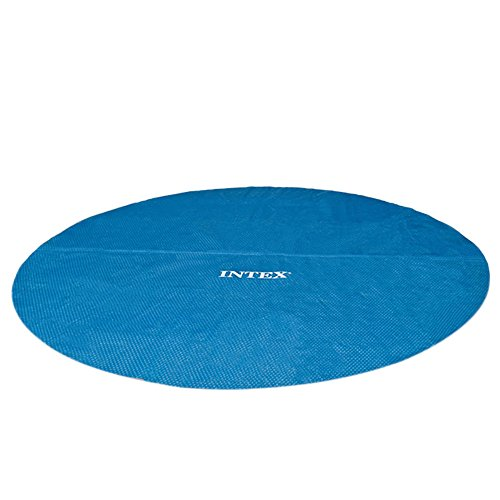 Intex Solar Cover Pool - Solarabdeckplane -  Ø 549 cm - Für Easy Set und Frame Pool