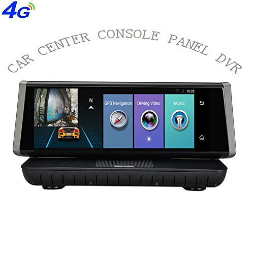 8 ''Video Recorder DVR Touch 4G Android WI-FI cámara GPS Full HD...