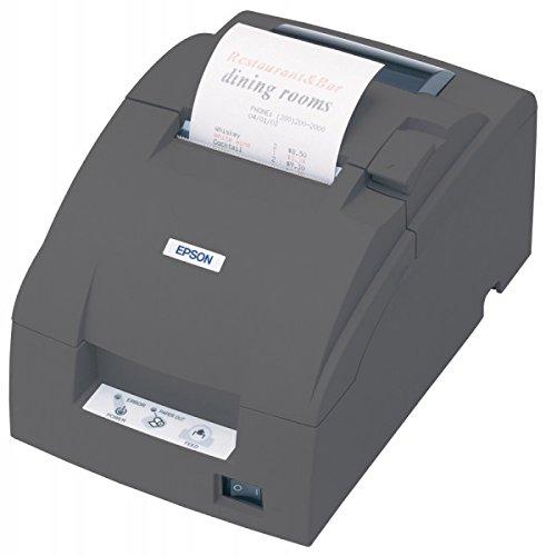 Epson Drucker Cutter (Epson TM-U220B, Seriell RS232, Cutter, schwarz)