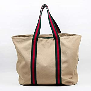 Große Herrentasche aus Segeltuch mit Innentaschen und gestreiften Griffen im nautischen Retro-Stil.