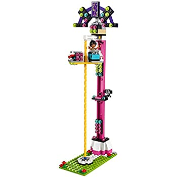 Lego 41130 Friends Amusement Park Roller Coaster Construction Set - Multi-coloured 3