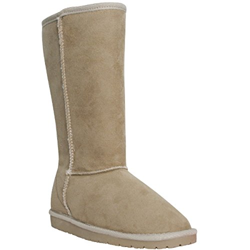 dawgs-womens-winter-faux-shearling-13-inch-tall-natural-microfiber-boots-9-bm-us-women