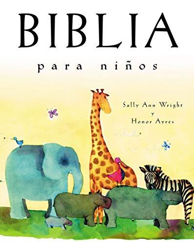 Biblia Para Niños: Edición de Regalo por Sally Ann Wright