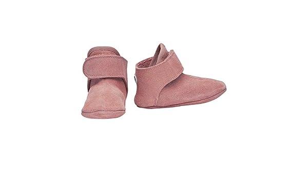rosa Lodger WKLE1001 Walker Leather Basic Plush 12-15m