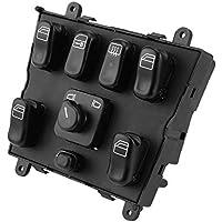 Nuevo Interruptor de Control Maestro de la Ventana de energía eléctrica para 1998-2003 Mercedes
