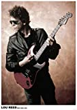 Close Up Lou Reed Poster (59,5cm x 84cm)