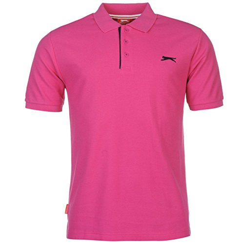 Slazenger Poloshirt Pink XXL