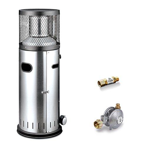 Enders Gas-Terrassenheizer Polo 2.0 inkl. Sicherheits Kit;