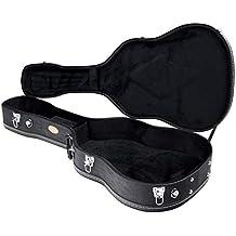 Rocktile 10161 - Estuche guitarra clásica lujo