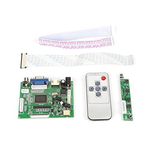 Hilitand HDMI Controller Board,HDMI + VGA + AV LCD Controller Board  AT070TN92 AT070TN90 AT070TN94 50Pin 800 * 480 Screen